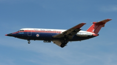 Photo ID 27197 by Rich Pittman. UK QinetiQ BAC 111 479FU One Eleven, ZE433