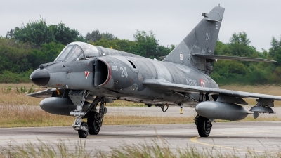 Photo ID 241515 by Alex van Noye. France Navy Dassault Super Etendard, 24