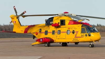 Photo ID 241490 by Tim Lowe. Canada Air Force AgustaWestland CH 149 Cormorant Mk511, 149910