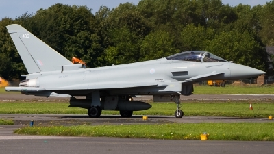 Photo ID 241493 by Tim Lowe. UK Air Force Eurofighter Typhoon FGR4, ZK436