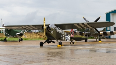 Photo ID 241494 by Tim Lowe. Private Biggin Hill Heritage Hangar Piper L 4 Grasshopper, G BMKC