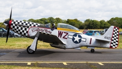 Photo ID 241522 by Tim Lowe. Private Anglia Aircraft Restorations Ltd North American TF 51D Mustang, G TFSI