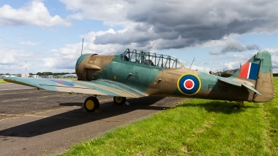 Photo ID 241523 by Tim Lowe. Private Biggin Hill Heritage Hangar Noorduyn AT 16 Harvard IIb, G CTKL