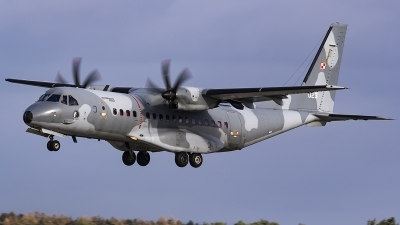 Photo ID 241538 by Matt Varley. Poland Air Force CASA C 295M, 023