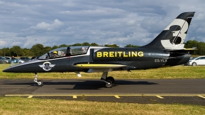 Photo ID 241544 by Tim Lowe. Private Breitling Jet Team Aero L 39C Albatros, ES YLX