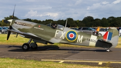 Photo ID 241546 by Tim Lowe. Private Biggin Hill Heritage Hangar Supermarine 361 Spitfire LF IXe, G PMNF