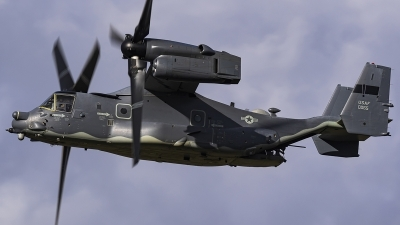 Photo ID 241550 by Matt Varley. USA Air Force Bell Boeing CV 22B Osprey, 12 0065