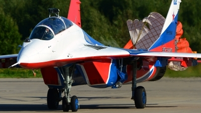 Photo ID 241581 by Stephan Franke - Fighter-Wings. Russia Air Force Mikoyan Gurevich MiG 29UB 9 51, RF 91946