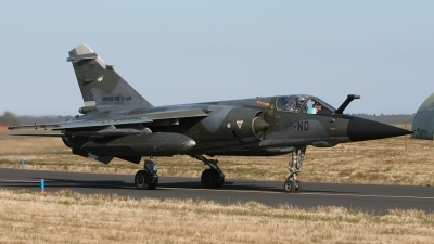 Photo ID 27222 by Andy Walker. France Air Force Dassault Mirage F1CR, 607