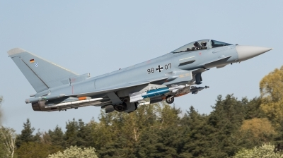 Photo ID 241603 by Andreas Zeitler - Flying-Wings. Germany Air Force Eurofighter EF 2000 Typhoon S, 98 07