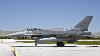 Photo ID 241659 by D. A. Geerts. Turkey Air Force General Dynamics F 16C Fighting Falcon, 93 0664