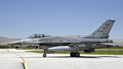 Photo ID 241662 by D. A. Geerts. Turkey Air Force General Dynamics F 16C Fighting Falcon, 94 0091