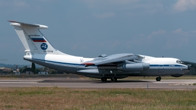 Photo ID 241767 by Varani Ennio. Russia Air Force Ilyushin IL 76MD, RA 78796
