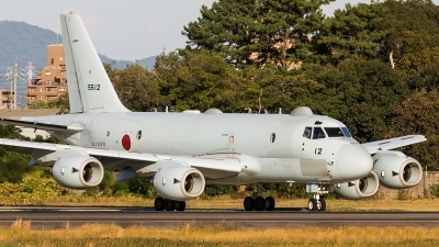 Photo ID 241884 by Alex van Noye. Japan Navy Kawasaki P 1, 5512