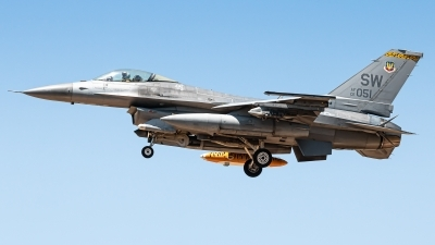 Photo ID 241919 by Santos. USA Air Force General Dynamics F 16C Fighting Falcon, 01 7051