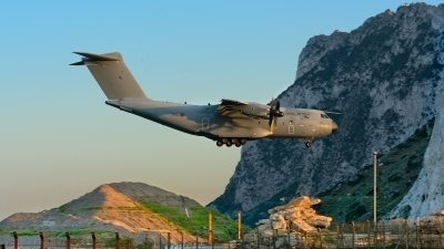 Photo ID 241977 by Jesus Peñas. UK Air Force Airbus Atlas C1 A400M, ZM402
