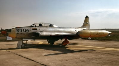 Photo ID 242036 by Alex Staruszkiewicz. France Air Force Lockheed T 33A Shooting Star, 57 0684