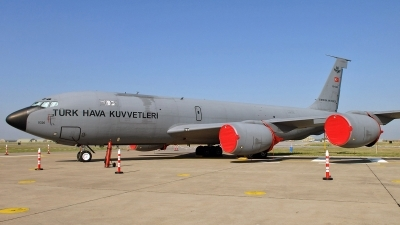Photo ID 242042 by Aldo Bidini. Turkey Air Force Boeing KC 135R Stratotanker 717 100, 60 0326