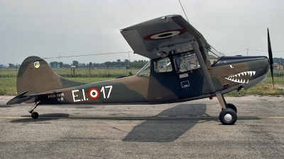 Photo ID 242023 by Aldo Bidini. Italy Army Cessna O 1E Bird Dog L 19E, MM61 2976
