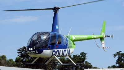 Photo ID 242045 by Cristian Ariel Martinez. Argentina Police Robinson R 44 Raven, LV FWC