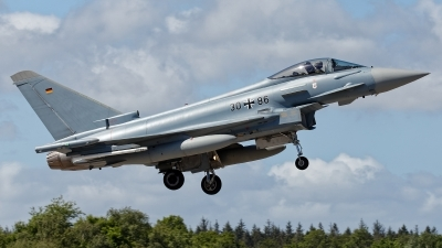 Photo ID 242081 by Rainer Mueller. Germany Air Force Eurofighter EF 2000 Typhoon S, 30 86