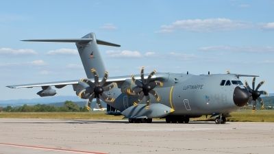 Photo ID 242144 by Patrick Weis. Germany Air Force Airbus A400M Atlas, 54 31