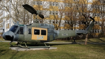 Photo ID 242163 by Florian Morasch. Germany Air Force Bell UH 1D Iroquois 205, 70 85