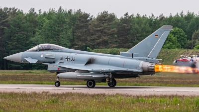 Photo ID 242192 by Sven Neumann. Germany Air Force Eurofighter EF 2000 Typhoon S, 30 32