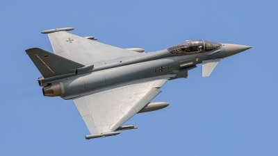 Photo ID 242211 by Frank Kloppenburg. Germany Air Force Eurofighter EF 2000 Typhoon S, 30 32