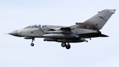 Photo ID 242215 by Walter Van Bel. UK Air Force Panavia Tornado GR4, ZA554