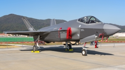 Photo ID 242333 by Andrei Shmatko. South Korea Air Force Lockheed Martin F 35A Lightning II, 19 007