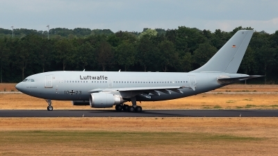 Photo ID 242366 by Carl Brent. Germany Air Force Airbus A310 304MRTT, 10 23