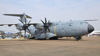 Photo ID 242394 by Günther Feniuk. UK Air Force Airbus Atlas C1 A400M, ZM411
