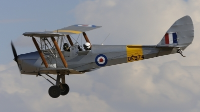 Photo ID 242401 by rinze de vries. Private Private De Havilland DH 82A Tiger Moth, G ANZZ