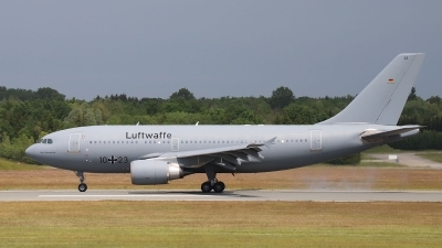 Photo ID 242443 by Benjamin Henz. Germany Air Force Airbus A310 304MRTT, 10 23