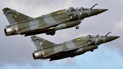 Photo ID 242497 by Aldo Bidini. France Air Force Dassault Mirage 2000D, 654
