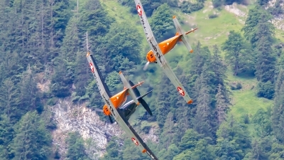 Photo ID 242814 by Agata Maria Weksej. Private Fliegermuseum Altenrhein Pilatus PC 7 Turbo Trainer, T7 FMA