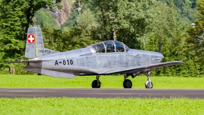 Photo ID 243446 by Agata Maria Weksej. Private P 3 Flyers Pilatus P 3 05, HB RCH