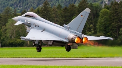 Photo ID 242545 by Agata Maria Weksej. Germany Air Force Eurofighter EF 2000 Typhoon S, 31 44