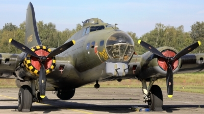 Photo ID 242535 by Walter Van Bel. Private B 17 Preservation Ltd Boeing B 17G Flying Fortress 299P, G BEDF