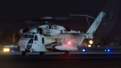 Photo ID 242529 by Paul Newbold. USA Marines Sikorsky CH 53E Super Stallion S 65E, 161391