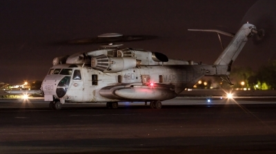 Photo ID 242528 by Paul Newbold. USA Marines Sikorsky CH 53E Super Stallion S 65E, 162480