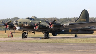 Photo ID 242555 by Walter Van Bel. Private B 17 Preservation Ltd Boeing B 17G Flying Fortress 299P, G BEDF