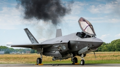 Photo ID 242588 by Robert Arts. Netherlands Air Force Lockheed Martin F 35A Lightning II, F 001