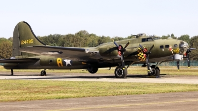 Photo ID 242604 by Walter Van Bel. Private B 17 Preservation Ltd Boeing B 17G Flying Fortress 299P, G BEDF