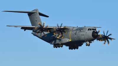 Photo ID 242630 by Jesus Peñas. UK Air Force Airbus Atlas C1 A400M, ZM402