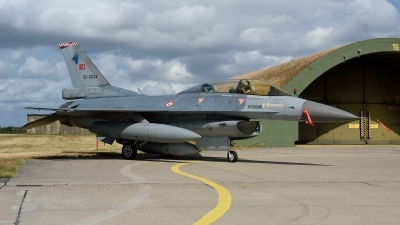 Photo ID 242640 by Klemens Hoevel. Turkey Air Force General Dynamics F 16D Fighting Falcon, 92 0024