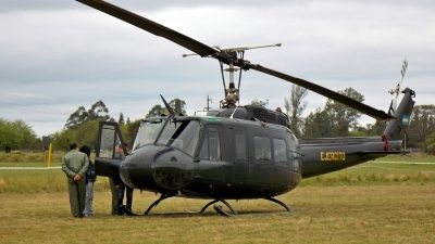Photo ID 242653 by Cristian Ariel Martinez. Argentina Army Bell UH 1H II Iroquois 205, AE 470
