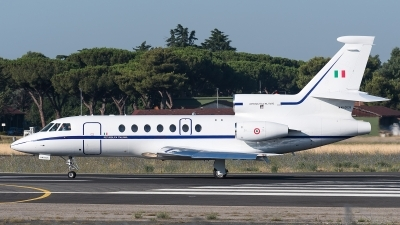 Photo ID 242701 by Matteo Buono. Italy Air Force Dassault Falcon 50, MM62026