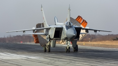Photo ID 242724 by Andrei Shmatko. Russia Air Force Mikoyan Gurevich MiG 31BM, RF 92440